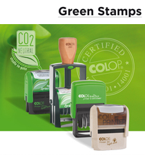 COLOP Green Stamps